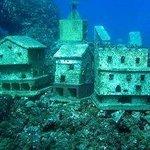 Plongée au Village de la Fourmigue, Antibes, Juan les Pins, Cannes