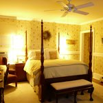 Golden Goldenrod Room