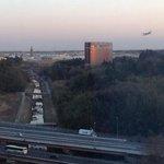 View of Narita from window