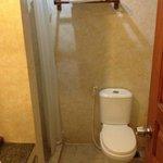 Bathroom in twin room