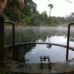the lake