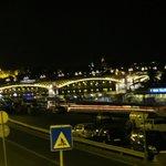 船からの夜景は素晴らしい!