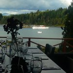 Vista al Lago Nahuel Huapi