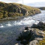 The river Sunnudalsá