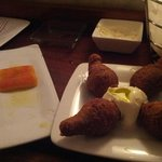 Avgotaraho and Kibbeh