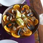 Foto van Restaurante Mirador de Sotavento