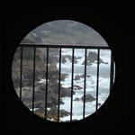 Window on the ocean