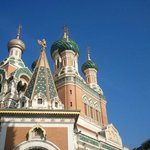 russian cathedrale Nice