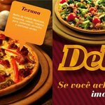 Pizza Bis - Delivery - ( 047 ) 3363-9962