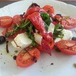 super fresh and tasty salad