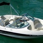 Th smallest 18 ft boat they have on their website!! looks gr