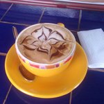 Best Vanilla Cappuccino!