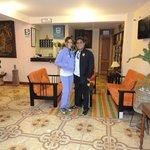 SALA DE ESPERA DEL HOTEL
