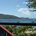 Great veiw from Coco's terrace