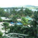 Gamboa Rainforest Hotel grounds