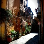 beautiful trastevere
