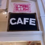 dolls house cafe counter