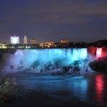 Niagara Falls 12 minutes away