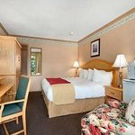 My room type, taken from the Hotel website