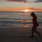 Sunset at Paynes Bay