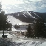 Killington view from the base