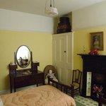 Bedroom at 5 Cwmdonkin drive