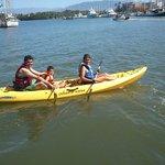 Actividad Kayak