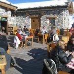 le restaurant Le Soli