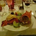 Lobster dinner - one of 3 that week....lol