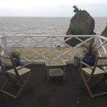 Fleet Admiral terrace