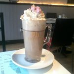 Hot Choc yum yum