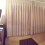 panoramica de la suite
