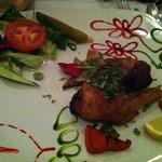 chicken wings starter