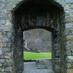 Un autentico castillo medieval