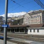 St. Moritz station