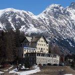 St. Moritz - down by the Lake