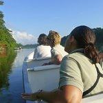 Bootstour von der Manatus-Lodge