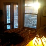 Thomas Hart Benton Room, with porch