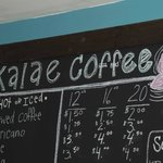 Ka lae coffee