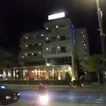 Hotel , Straatzijde