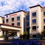 Best Western Plus Miami Airport North Hotel & Suites.