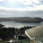view of port erin bay