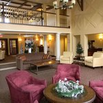 Golden Eagle Lodge Lobby