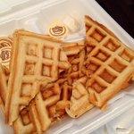 Crackers Waffles