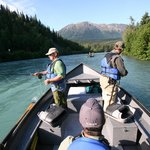 Guided sportfishing with the best guides on the Kenai!