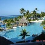 BARCELO PUNTA CANA VIEW FROM ROOM