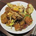 Rojak (Singaporean style mixed salad)
