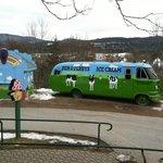 Tour bus - no longer used