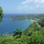 Caribbean (West) side of Tobago