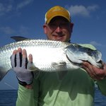 Tobago Tarpon on the fly